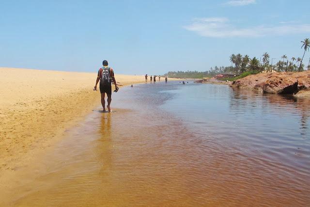 Imbassaí na Bahia