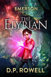 The Elyrian (The Emerson Chronicles) (Volume 1) by D P Rowell