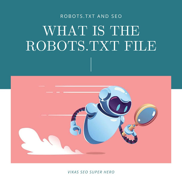 what is robots.txt file