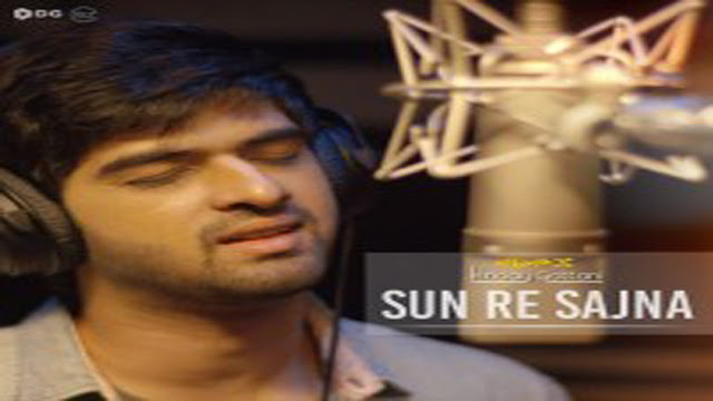Sun Re Sajna Lyrics - Hriday Gattani (2017)