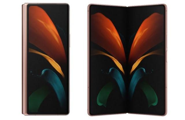 سامسونج تكشف عن هاتف Galaxy Z Fold 2