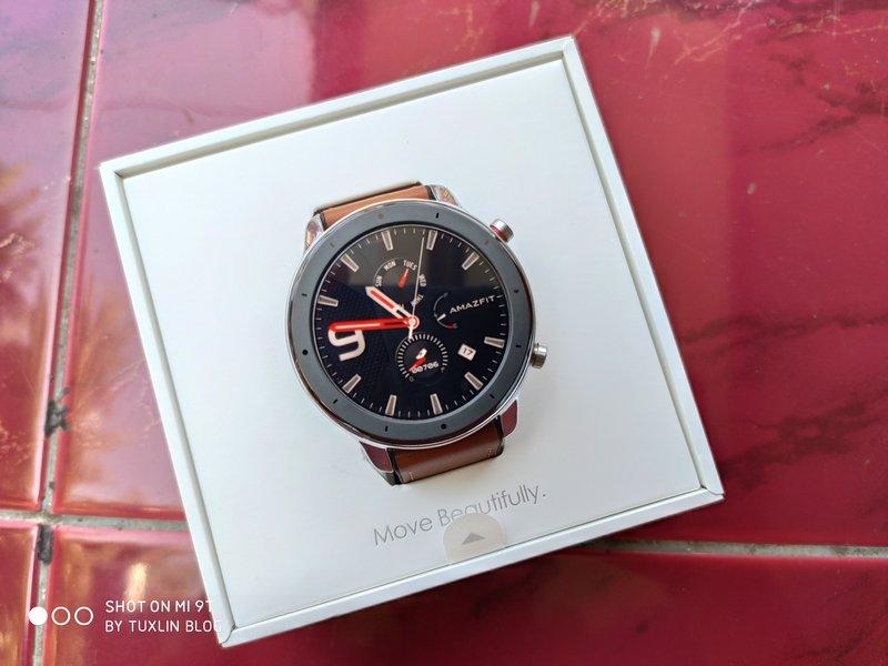 Amazfit GTR Review: Smartwatch Mewah dengan Baterai Tahan Lama