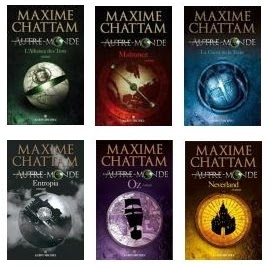 Maxime Chattam autre monde