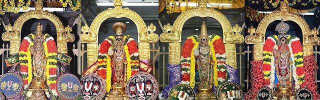 srirangam temple deity