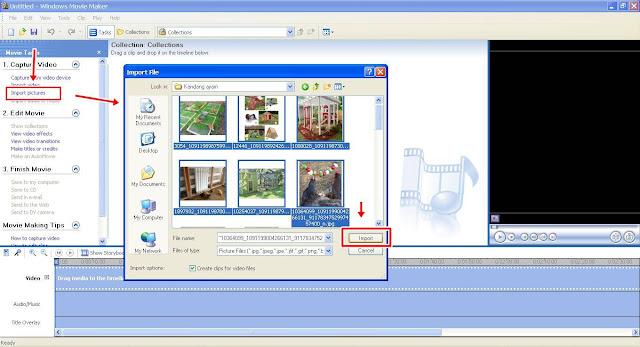 Cara Mudah Mengubah Foto Jadi Video / Slideshow Foto di PC/Laptop