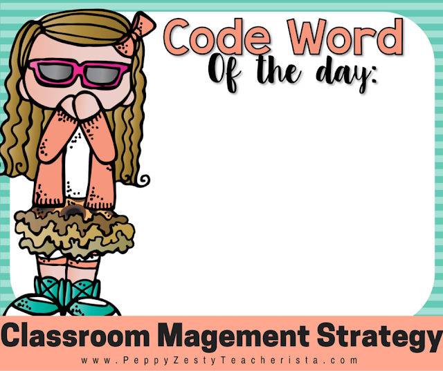 Are you an elementary classroom teacher that is tired of your kids moving and getting supplies when you are giving directions? Check out this simple, easy to implement classroom management strategy!