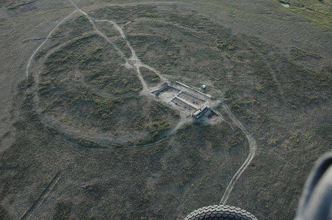 Arkaim The Mysterious Russian Stonehenge