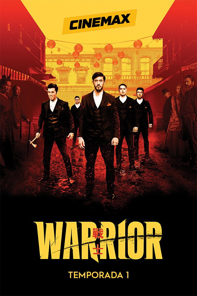 Warrior (2019) Temporada 1 HD 1080p Latino