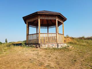 Регіональний ландшафтний парк «Клебан-Бик». Альтанки