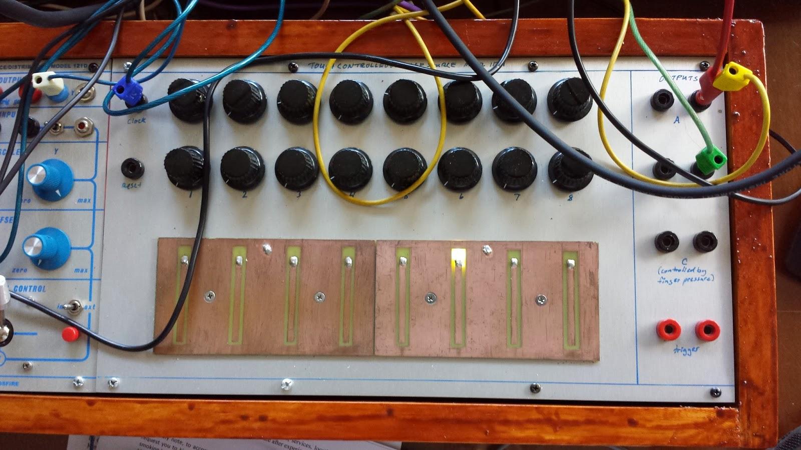 Sound Audio Oscillator Circuitne555cd4017 Oscillatorcircuit