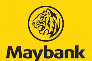 Cara Top Up OVO melalui MayBank