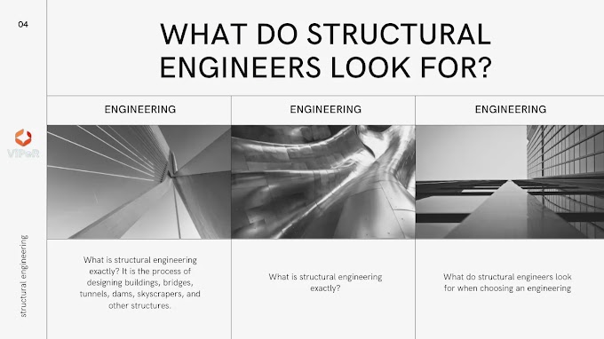 What Do Structural Engineers Look For? Engineering Services Company To Complete A Project
