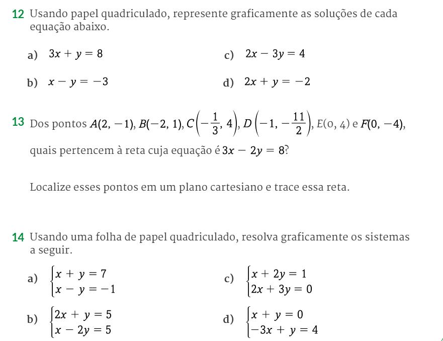 Matematica Para Todos 8 Ano Atividades