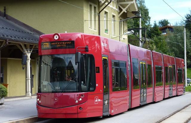 أول مدينة في النمسا,تمنح,السياح,حق,استعمال,وسائل,النقل,العمومي,بالمجان