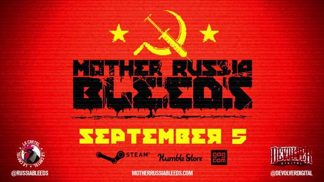MOTHER RUSSIA BLEEDS-CODEX