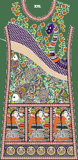 Madhubani-kurti-design