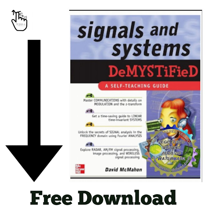 PDF Of Signals And System By David McMahon