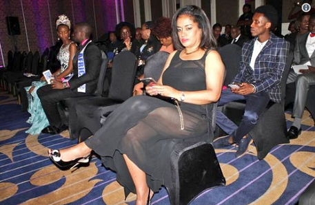 Kenyan lawmaker refuses to apologize for wearing in a transparent outfit to an event