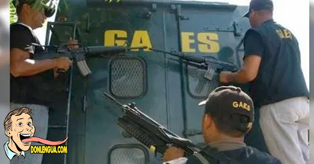 Lanzaron una granada contra la sede del GAES en Maracaibo