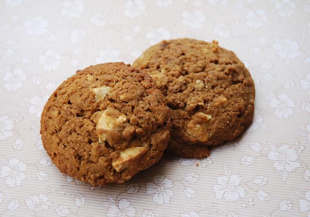 Cookies au son de blé All Bran