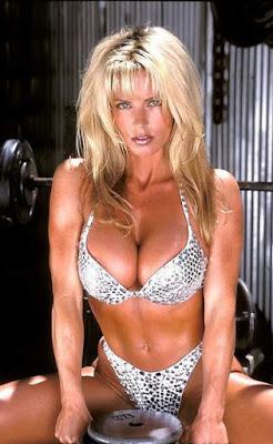 Fitness Model - Kim Koelbel