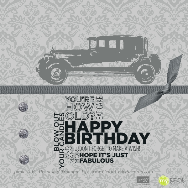 Manly Birthday Wishes Getting Crafty With Jamie Masculine