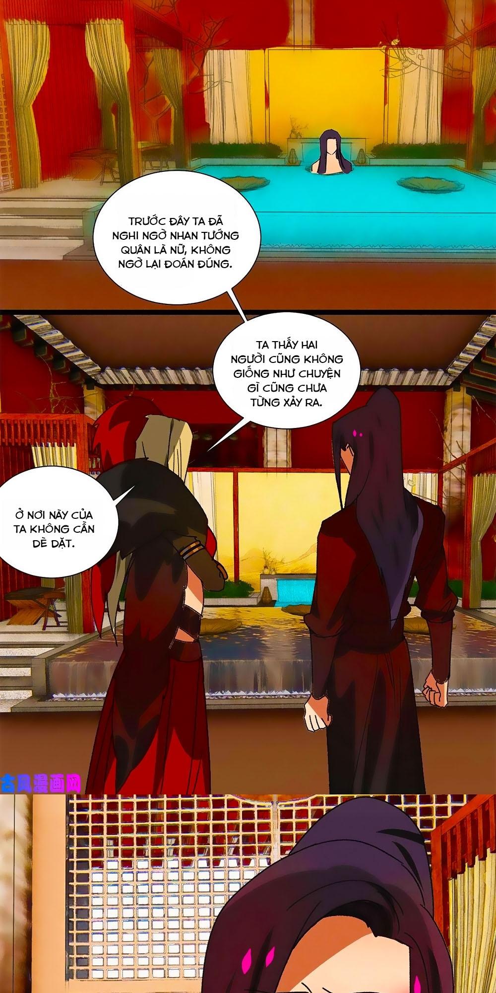 Tướng Quân Mời Lên Giường Chapter 59 - Trang 9