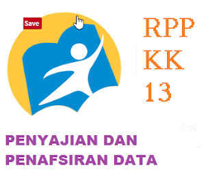 RPP Penafsiran Data Kelas 8