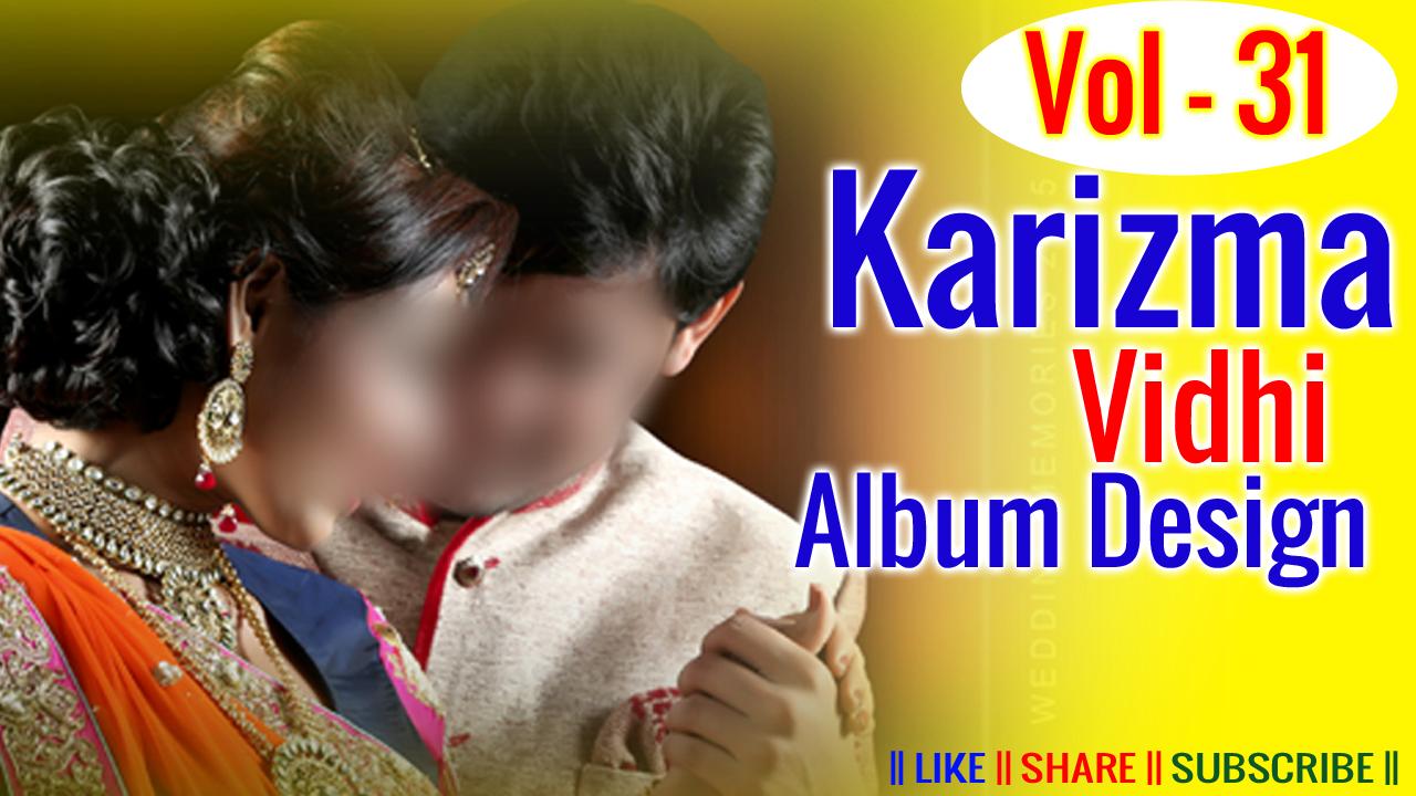 Vidhi -Karizma-Album Design