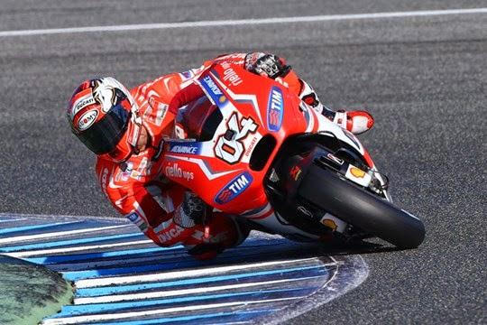 Bos Ducati : Andrea Dovizioso Kuncinya Ducati