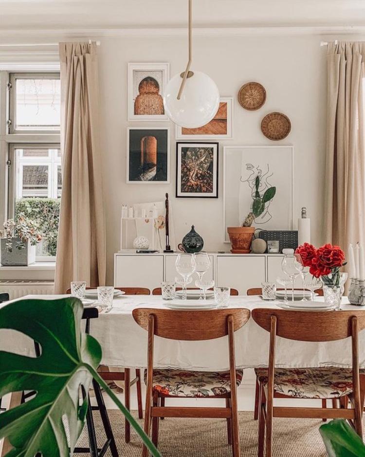 The Relaxed Danish Family Home of Dorte Bak