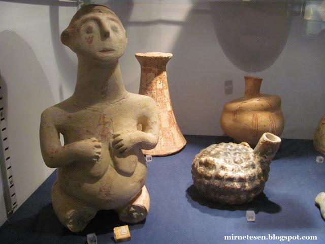 Археологический музей Кипра - древний прототип Афродиты