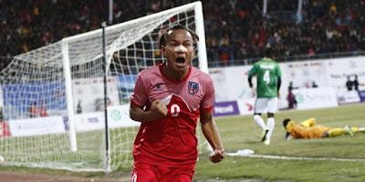 साग पुरूष फुटबल : नेपाल समुह बिजेता बन्दै फाइनलमा : सुनील बने नायक !