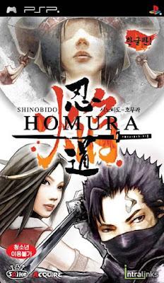 Shinobido Homura | PPSSPP Android