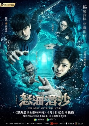 The Lost Tomb 2 Plot synopsis, cast, trailer, Chinese Drama Tv series