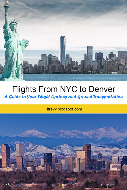 Flights From NYC to Denver - A Guide to Your Flight Options