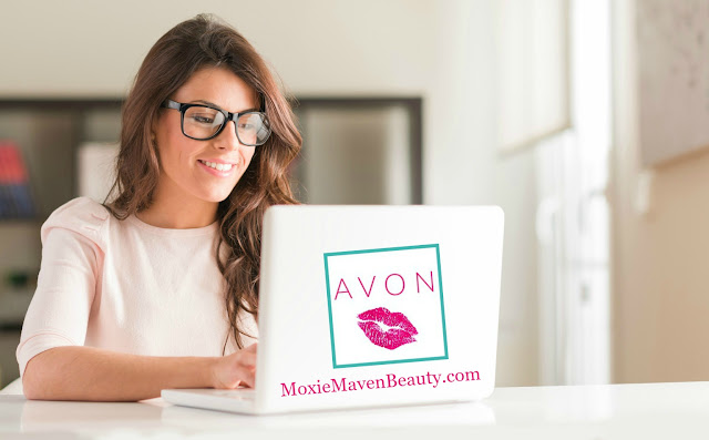 Avon Online Jobs for College Students from Home | MoxieMavenBeauty.com