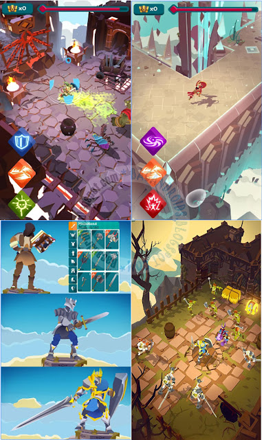 the mighty quest for epic loot Apk Full terbaru For Android