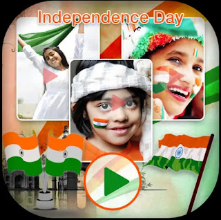 Independence Day Video Maker