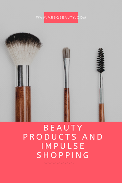 Beauty Products and Impulse Spending