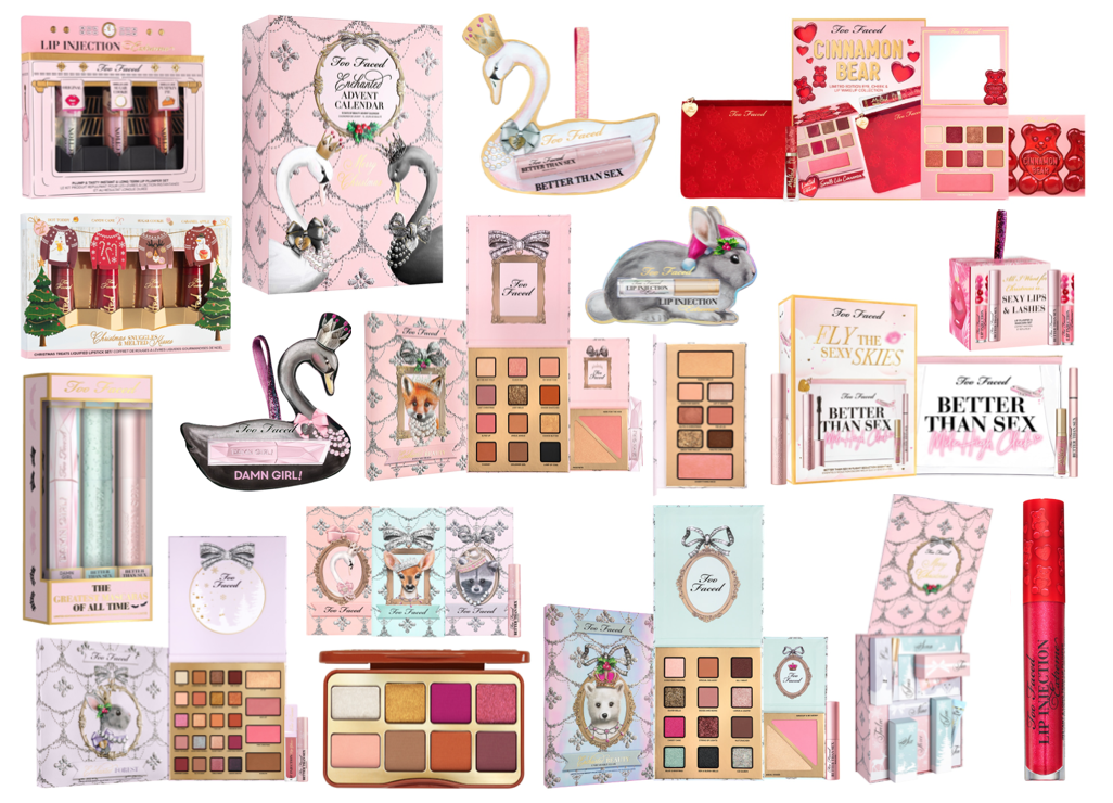Too Faced Christmas 2020 Gift Sets & Advent Calendar