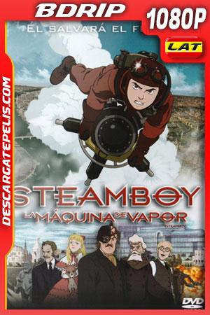 Steamboy: la máquina de vapor (2004) 1080p BDrip Latino – Japones