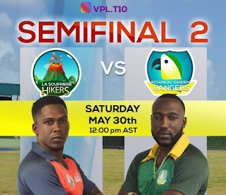 Vincy Premier League finals