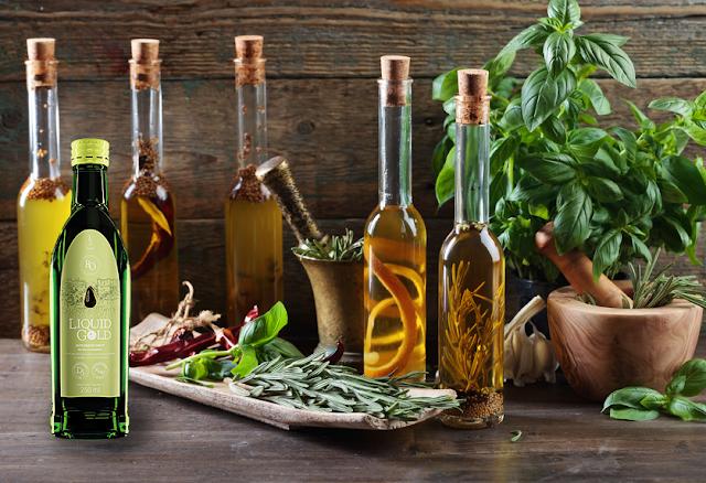 5 zalet olejów roślinnych