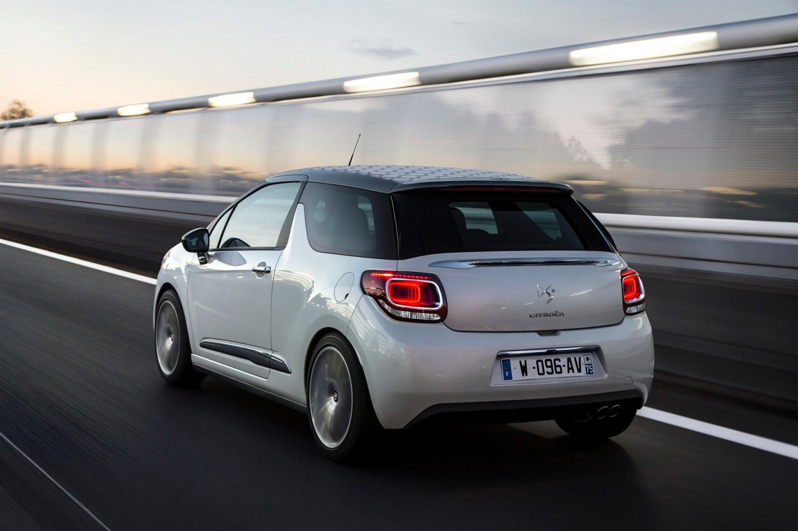 ds3 driving rtq Peugeot, Citroen & DS Automobiles με μηδενικά τέλη κυκλοφορίας!