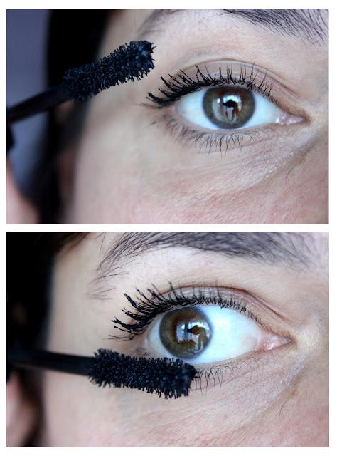 Velvert Noir, mascara volume spectaculaire - Marc Jacobs Beauty Les petites bulles de ma vie