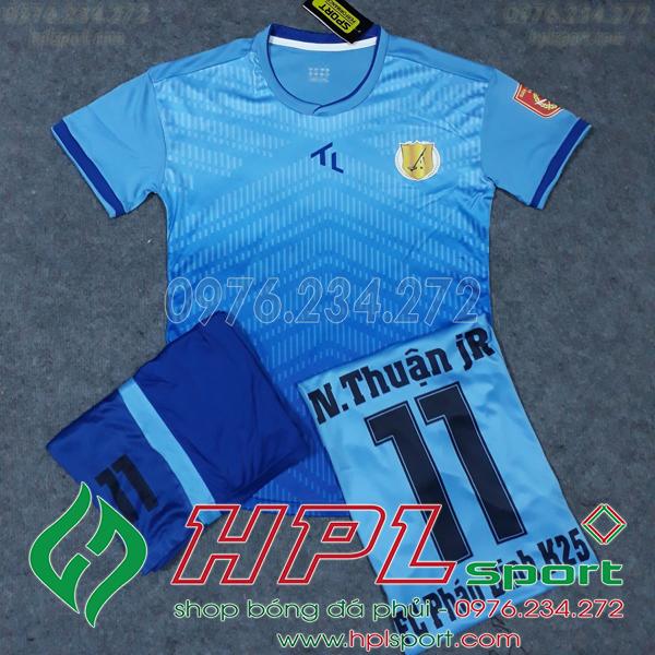 Mẫu Font in áo bóng đá đẹp HPL - 02