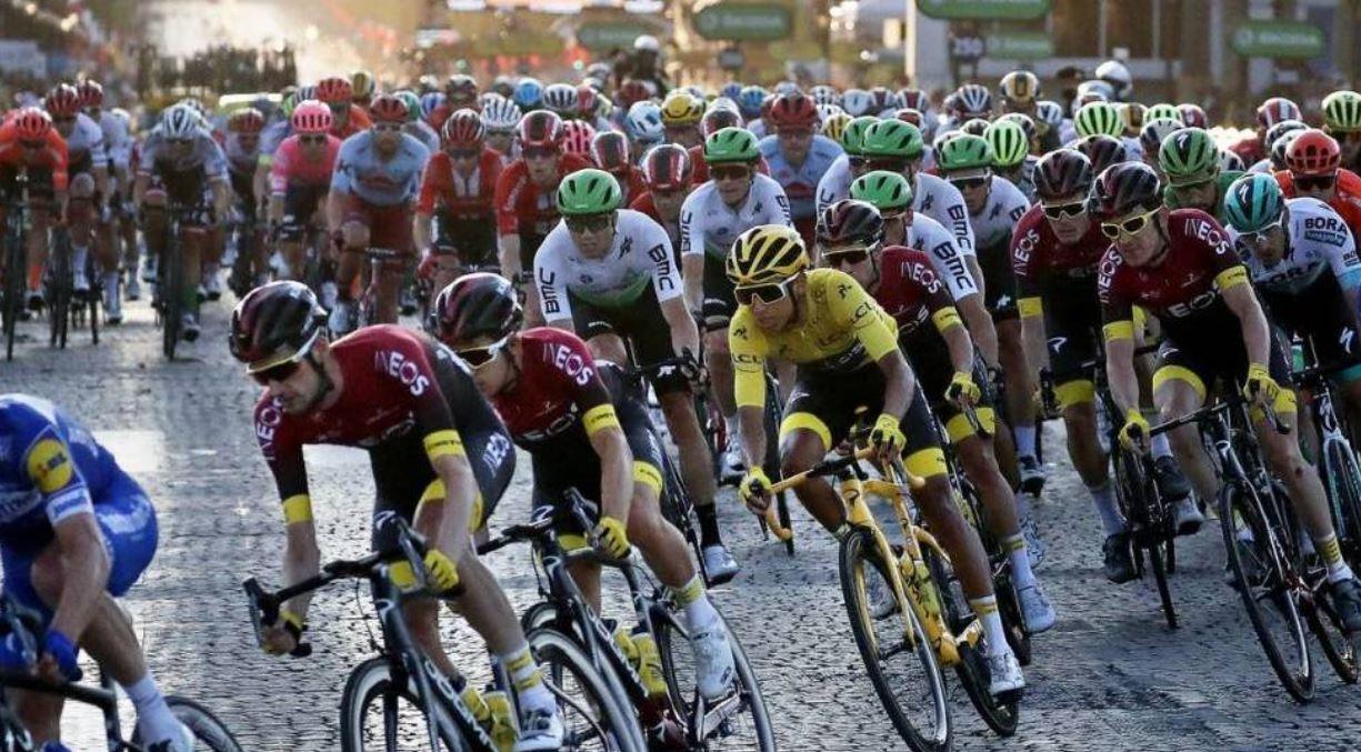 سباق فرنسا للدراجات 2023 ينطلق من بيلباو الإسبانية