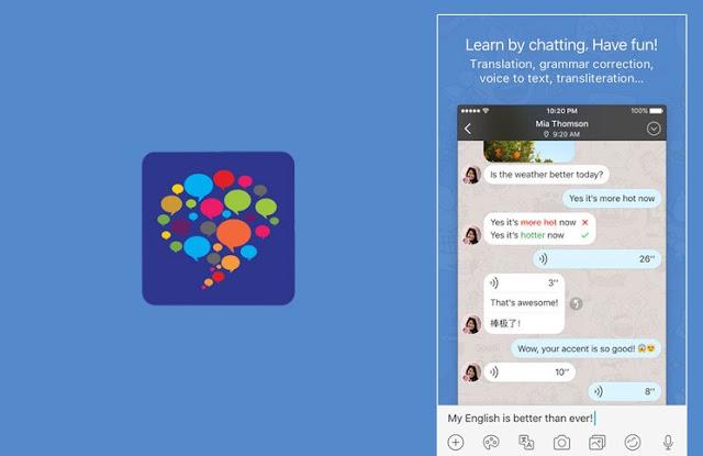 تحميل تطبيق HelloTalk Full لتعلم اللغات الأجنبية للاندرويد النسخة المدفوعة باخر تحديث