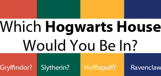 About quiz for Harry Potter house